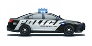 2015 Ford Sedan Police Interceptor