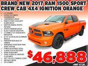 New 2017 Ram 1500 Sport Crew Cab Toronto
